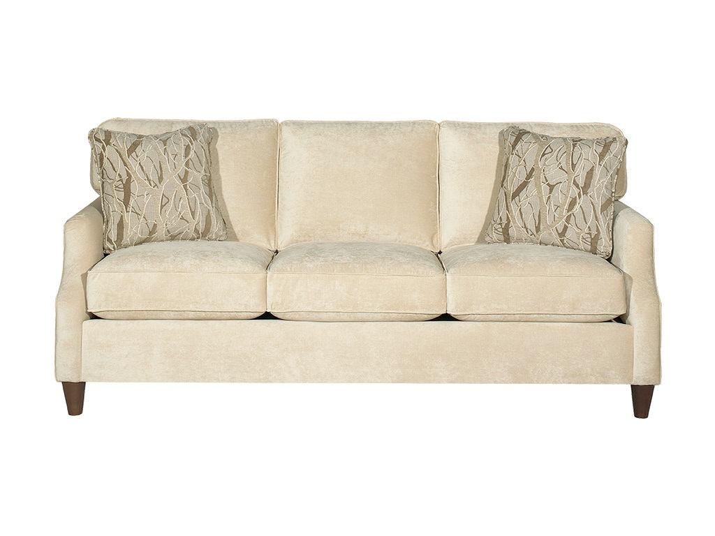 Living Room Furniture North Carolina Hickorycraft Living Room Sofa 736450 Hickorycraft Upholstery