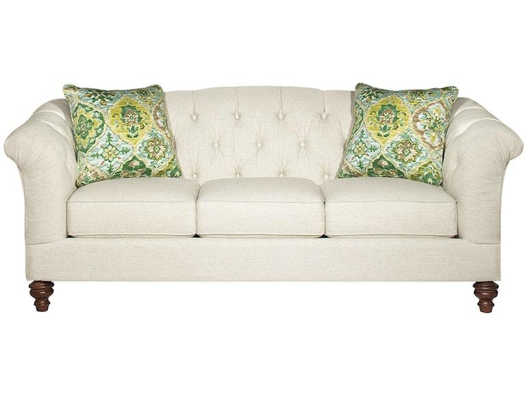 Craftmaster Living Room Sofa 737750 Tyndall Furniture