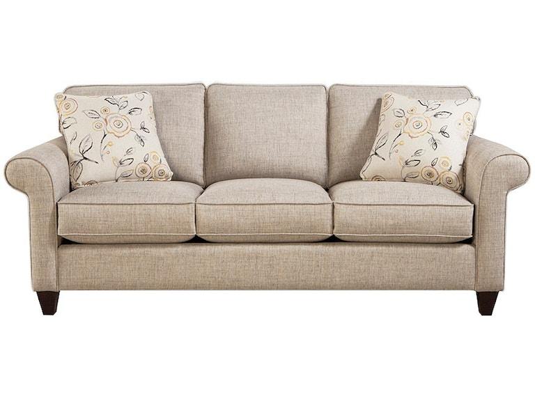 Craftmaster Living Room Sofa 742150 North Carolina