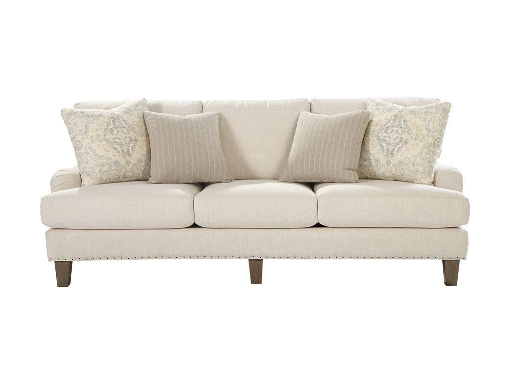 Craftmaster Living Room Sofa 742950 Americana Furniture Waterford Ct