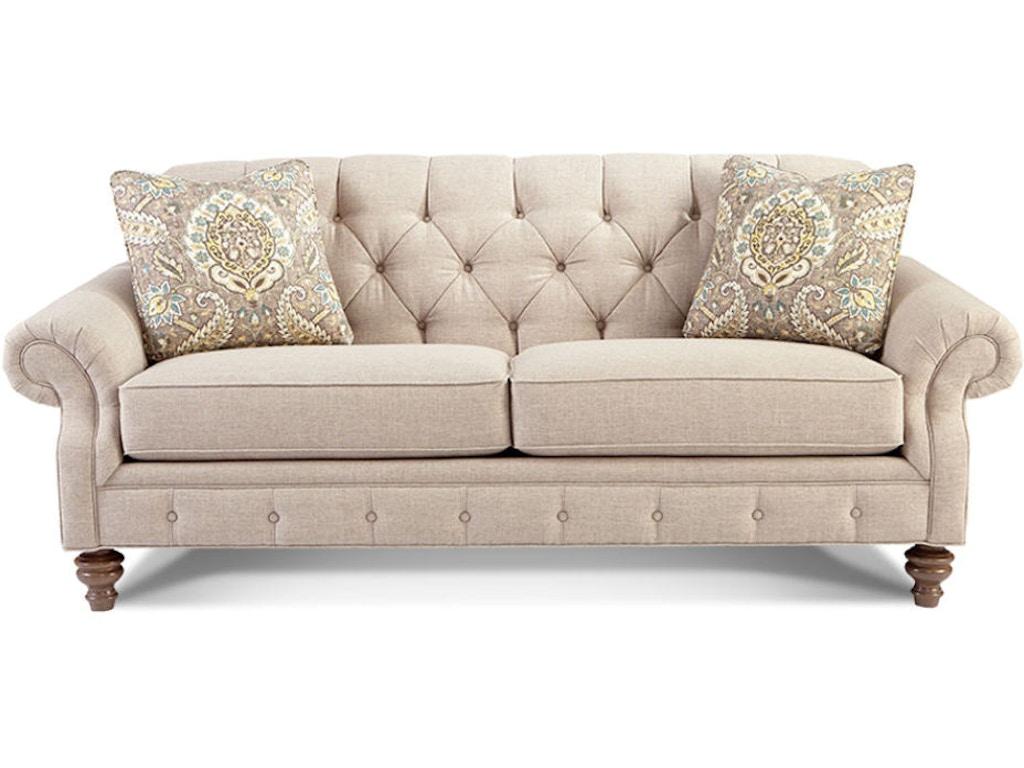 Craftmaster Living Room Sofa 746350 Good 39 S Furniture Kewanee Il