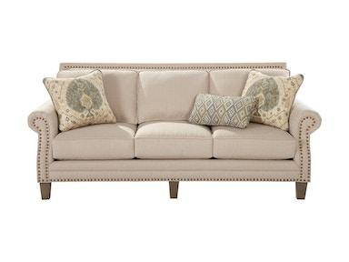 Craftmaster Living Room Sofa 747150 Matter Brothers Furniture Fort Myers Sarasota Tarpon