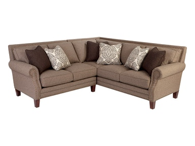 Craftmaster Sectional 7471-Sect