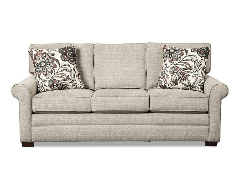 Craftmaster Living Room Sofa 752350 Tyndall Furniture Galleries Inc Charlotte Mooresville
