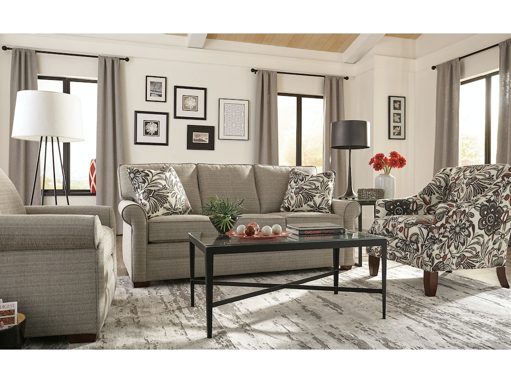 Craftmaster Living Room Sofa 752350 (Sleeper also available ...
