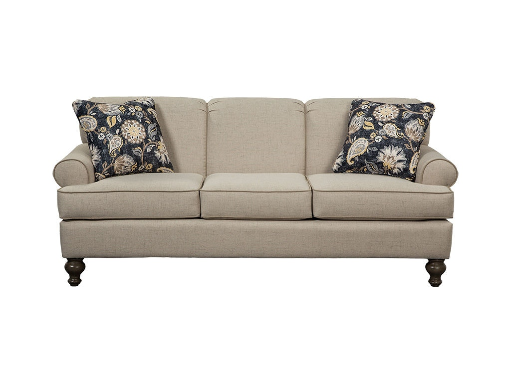 Craftmaster living room sofa 754850 schmitt furniture for Classic furniture new albany in