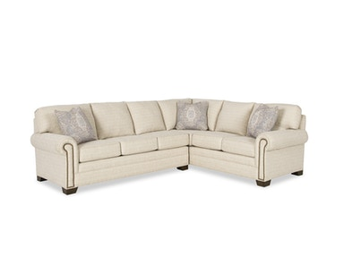 Craftmaster Sectional 7565-SECT
