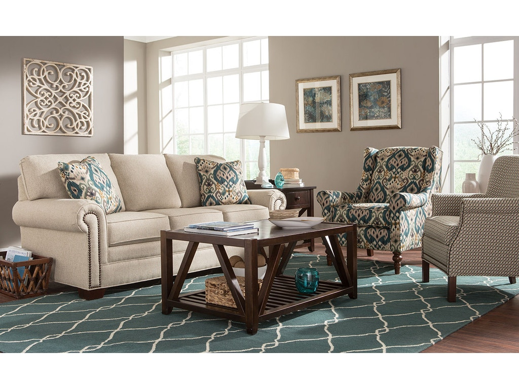 Craftmaster Living Room Sofa 756550 Carol House Furniture Maryland Heights And Valley Park Mo