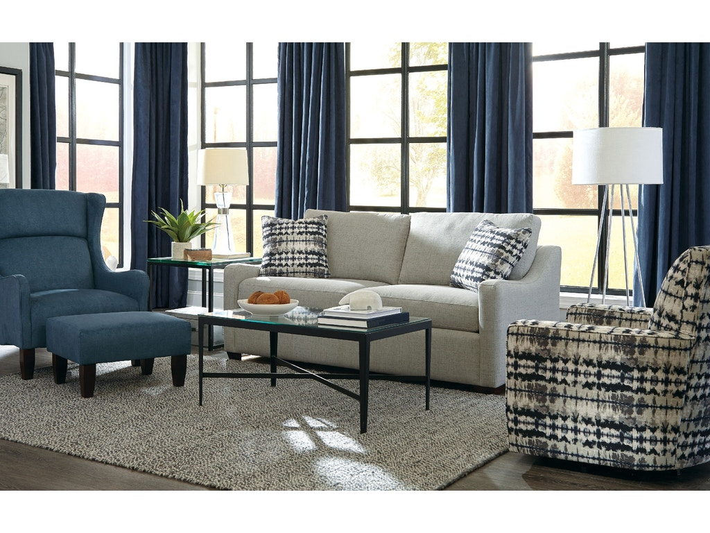 Craftmaster Living Room Sofa 764350 Carol House Furniture Maryland Heights And Valley Park Mo