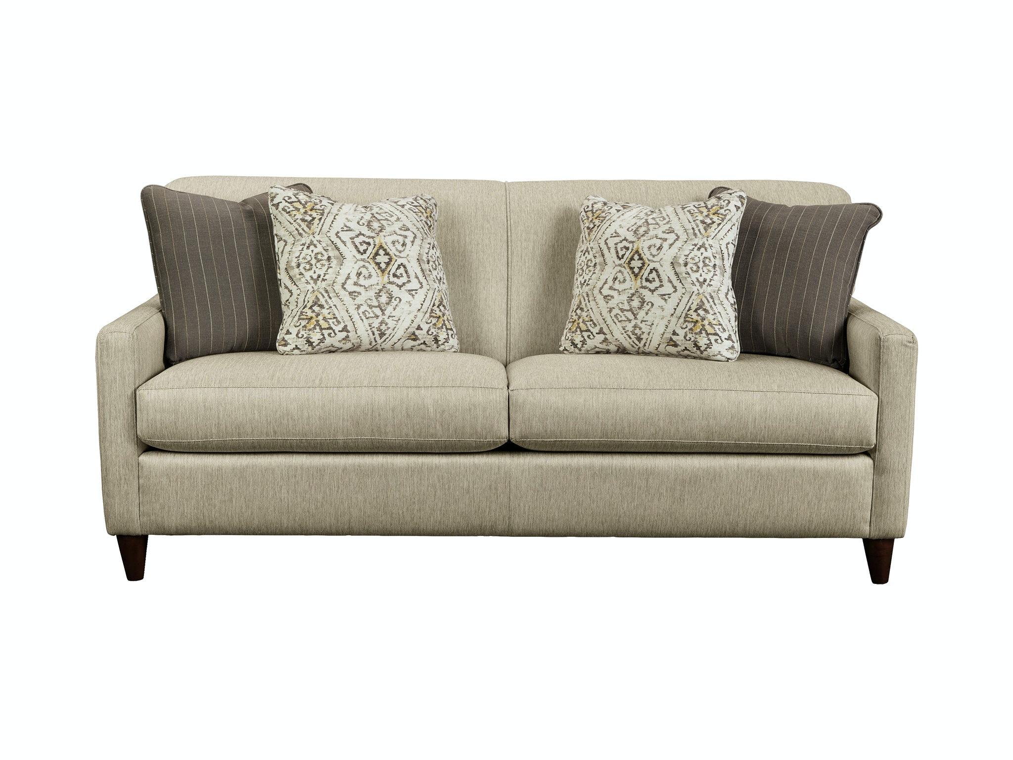 Craftmaster Living Room Sofa 770450   Watts Furniture Galleries   LaGrange,  GA