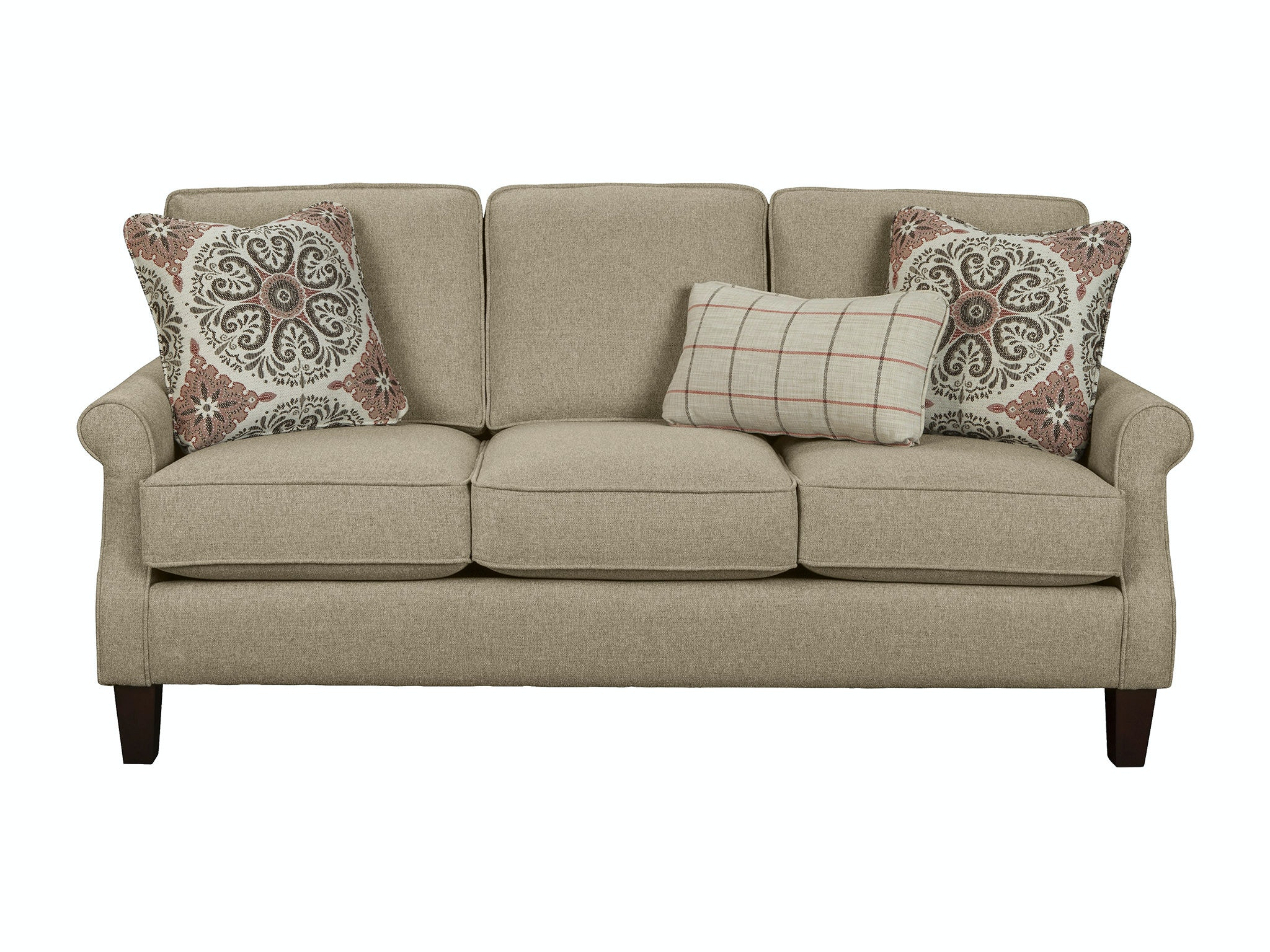 Hickorycraft Living Room Sofa 771950