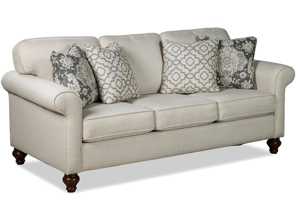 Craftmaster Living Room Sofa 773850 - Lynchs Furniture Auburn ...