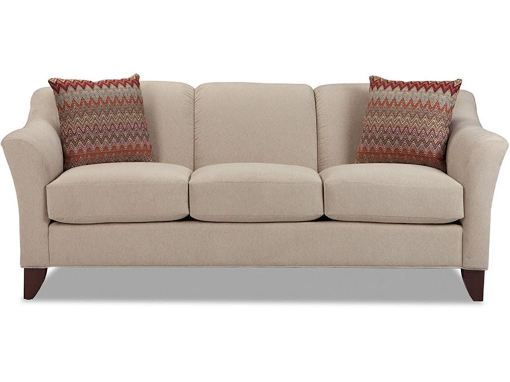 Three Cushion Sofa Sure Fit Stretch Piqu 3 Seat