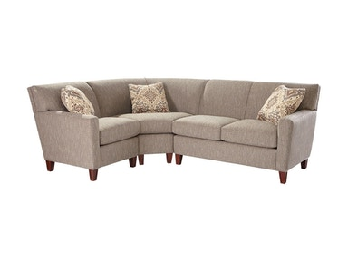 Craftmaster Sectional 7864-Sect