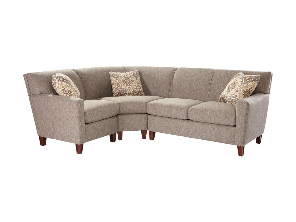 Craftmaster Sectional 7864 Sect