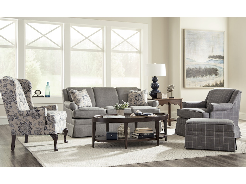 Craftmaster Living Room Sofa 920550 (Sleeper also available ...