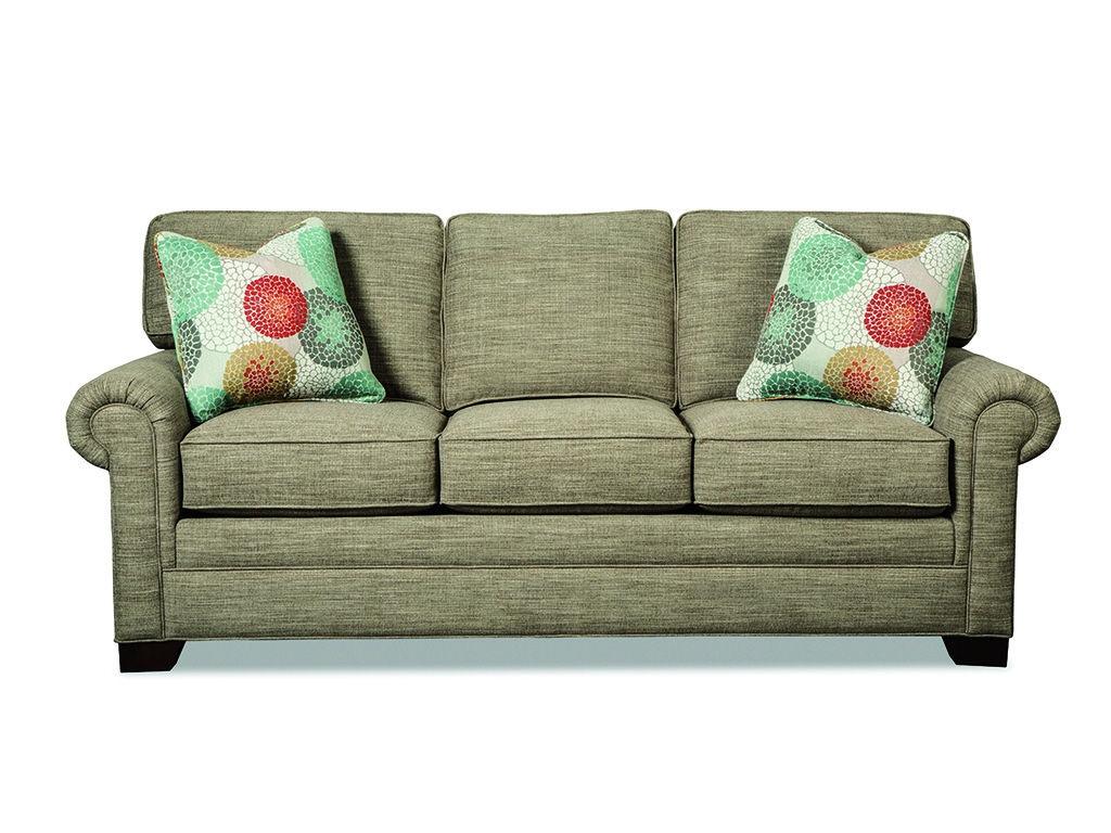Cozy Life Living Room Three Cushion Queen Sleeper Sofa