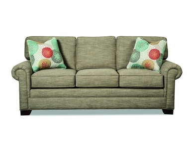 Craftmaster Living Room Three Cushion Sofa