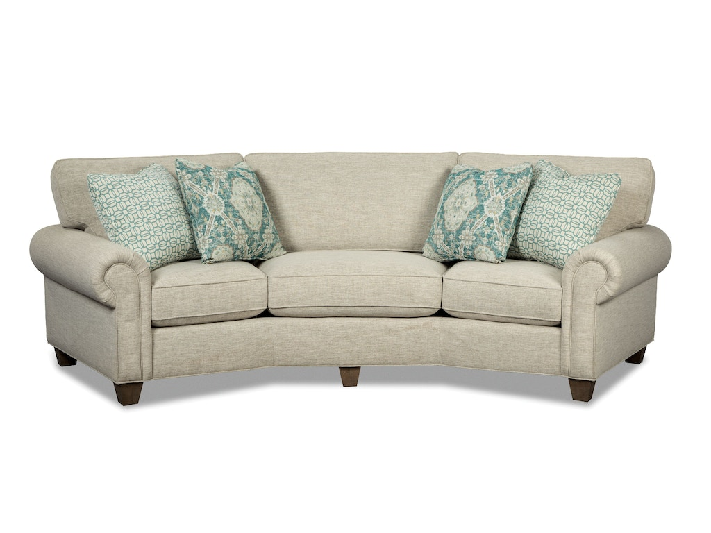 Craftmaster Living Room Sofa C912150 Americana Furniture Waterford Ct