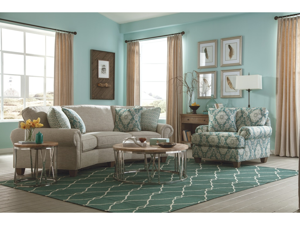Craftmaster Living Room Sofa C9 (Sleeper also available)12150 ...