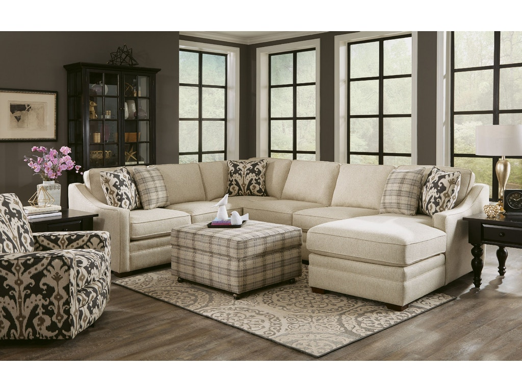 Craftmaster Living Room Sofa F9