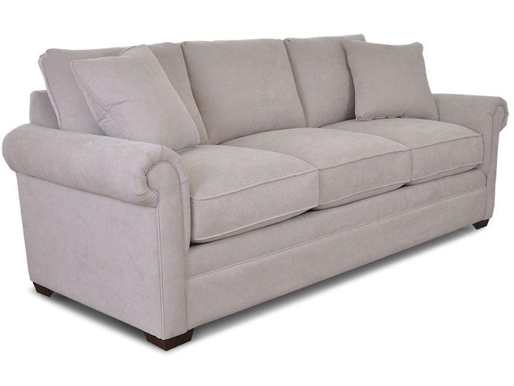 Craftmaster living room sofa f912150 davis furniture for Living room settee furniture