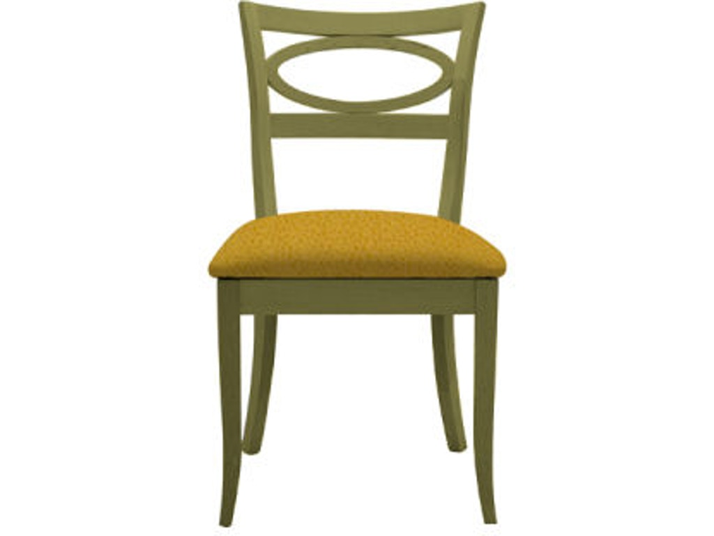 Norwalk furniture dining room dining chair 102320 darby for Norfolk furniture