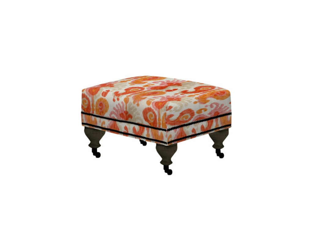 Norwalk furniture living room ottoman 105110 norwalk for Norfolk furniture