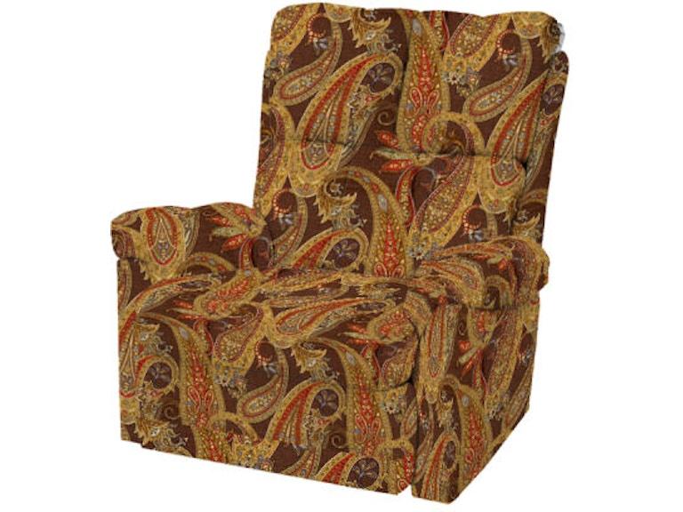 Norwalk Furniture Living Room Swivel Glider Recliner 110743 ...