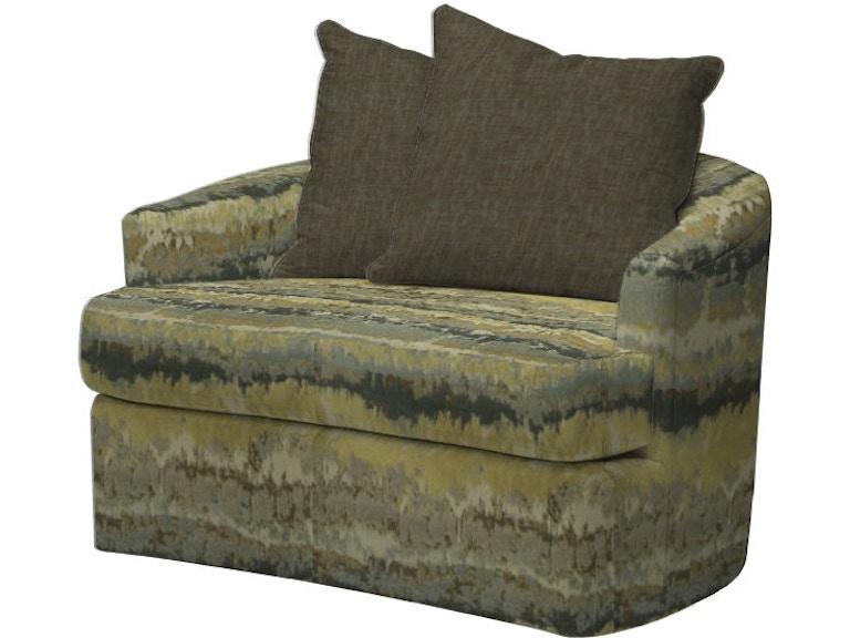 Norwalk Furniture Cuddle Swivel Chair 117232