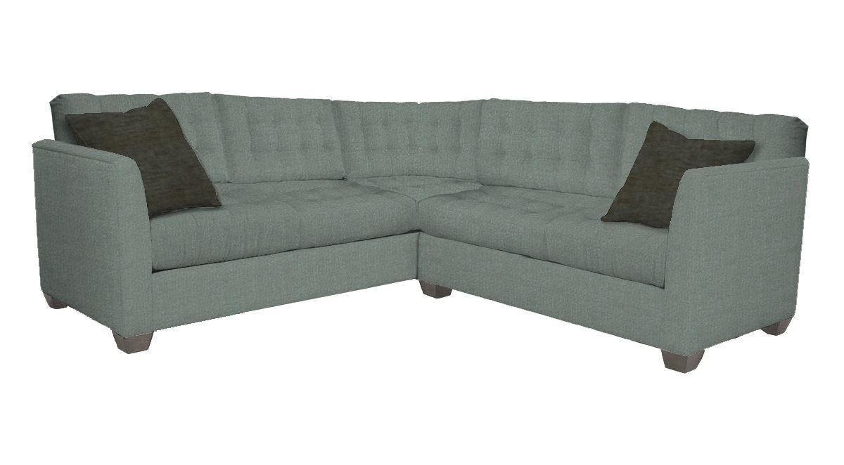 Norwalk Furniture 2 PC Sectional 118701