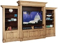 Jasper Cabinet Home Entertainment Chesterfield Entertainment Center