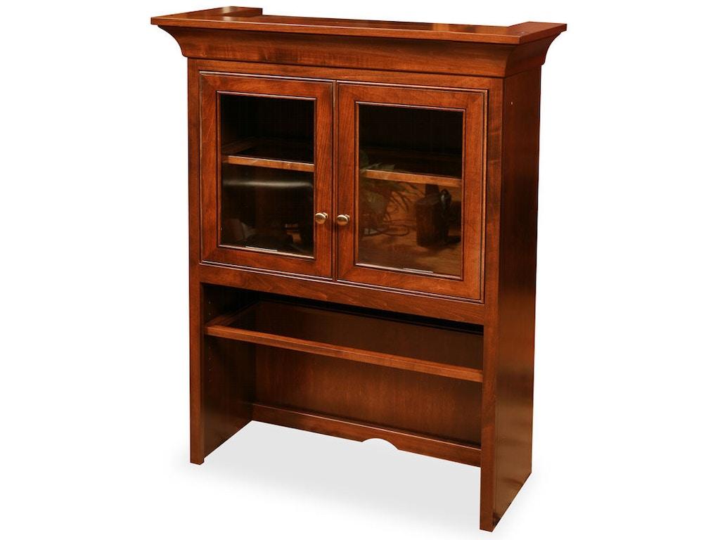 Jasper Cabinet Home Office Glass Door Hutch Top 30 1 Saxon Clark Furniture Patio Design