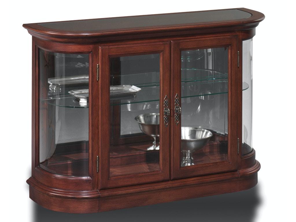Jasper Curio Cabinet Jasper Cabinet Living Room Curio Console P605 00 Klingmans