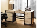 Jasper Cabinet Home Office Desk with Drawers