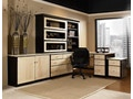 Jasper Cabinet Home Office Desks with Legs