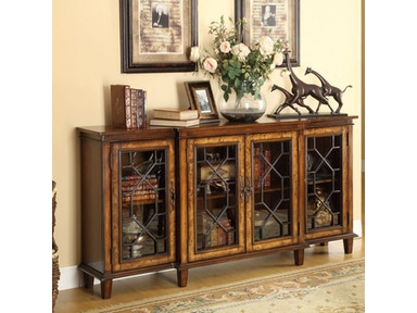 Accents by Andy Stein Dining Room 4 Door Credenza