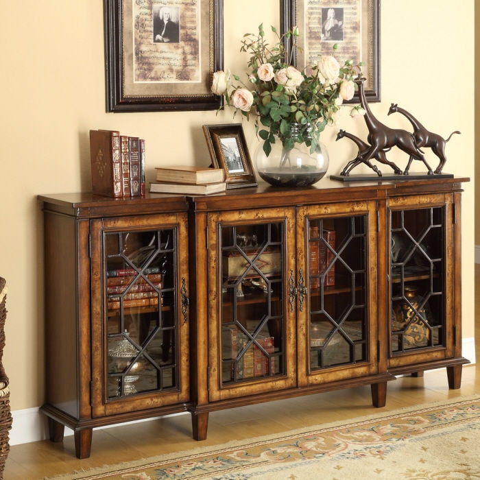 Accents By Andy Stein 4 Door Credenza 46242 ...