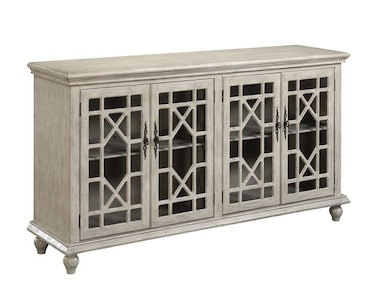 Accents by Andy Stein 4 Door Media Credenza 70829