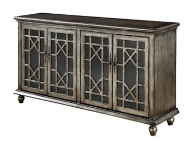 Accents by Andy Stein Living Room 4 Door Credenza