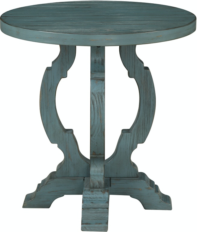 Coast to Coast Accents Round Accent Table 22520