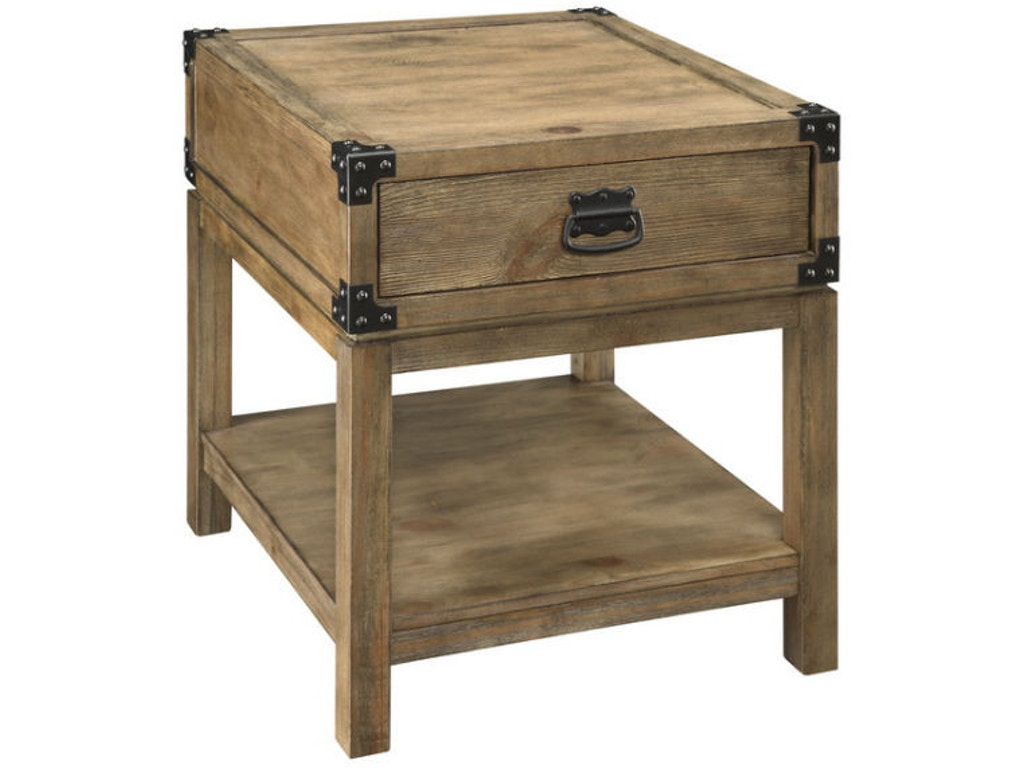 Coast To Coast Accents Living Room 1 Drawer End Table 67515 Seaside Furniture Toms River