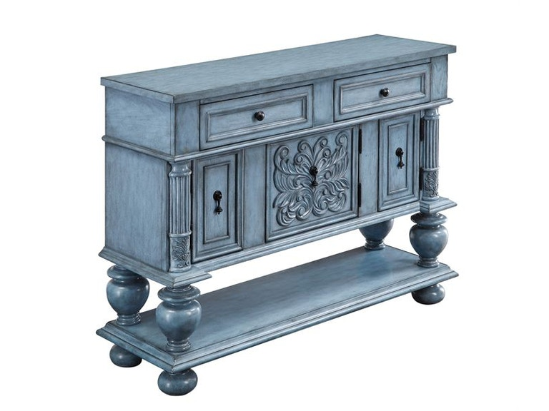Coast to Coast Accents 2 Drawer 3 Door Media Console 70705