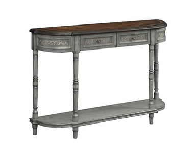 Coast to Coast Accents 2 Drawer Console 70778