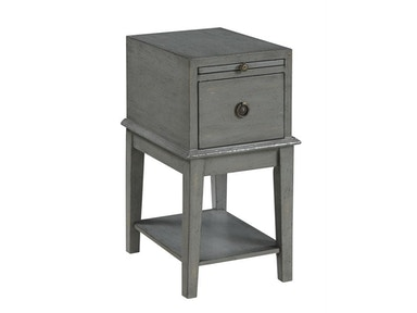 Coast to Coast Accents 1 Drawer Chairside Table 70804