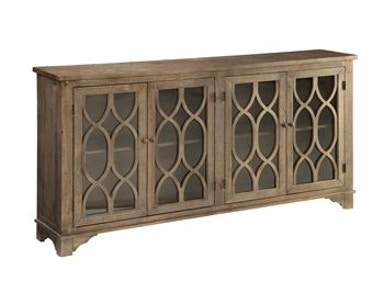 Coast to Coast Accents 4 Door Media Credenza 78618