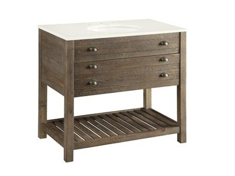 Coast to Coast Accents 1 Drawer Sink Vanity 78626