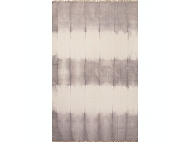 Jaipur Rugs Flat-Weave Easy Care Wool Gray/Ivory Area Rug AGA04