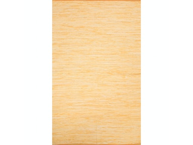 Jaipur Rugs Jaipur Solids/ Handloom Solid Pattern Yellow & Gold/Yellows & Gold Cotton Area Rug ANN03