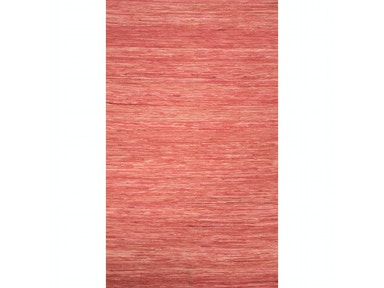 Jaipur Rugs Jaipur Solids/ Handloom Solid Pattern Red Cotton Area Rug ANN05